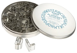 Ateco 26 Cookie Cutter Set