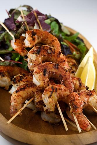 Barbique shrimp recipes
