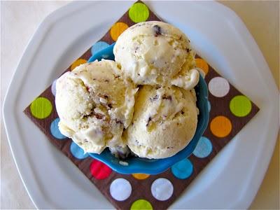 Almond Ice Cream