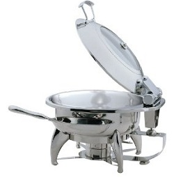 Buffet Enhancement Stainless Steel Chafer
