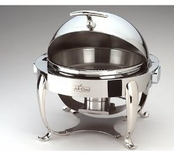 All Clad Round Chafer
