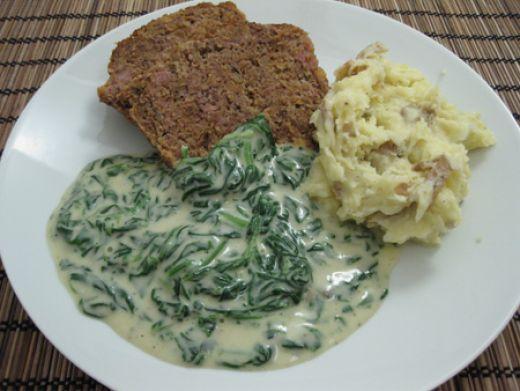 Creamed Spinach Recipe – Boston Market Recipes [Copycat]