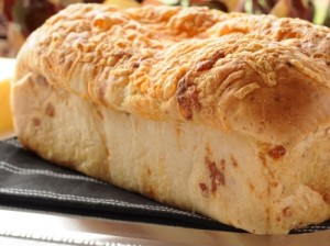 Fresh Cheese Bread