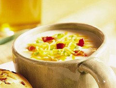Recipe for Potato Soup – Hard Rock Cafe Recipes [Copycat]