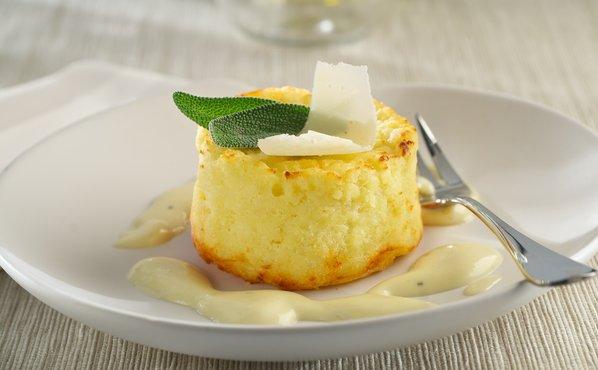 Parmesan Cheese Souffle Recipe — Dishmaps