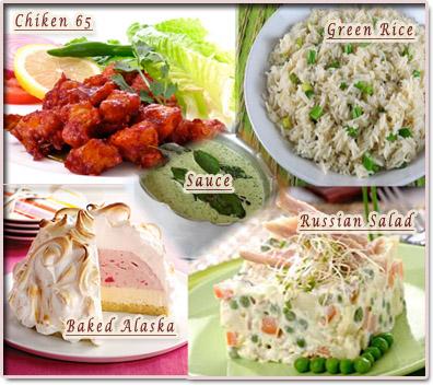 Meal Ideas : Dinner Party Meal Idea