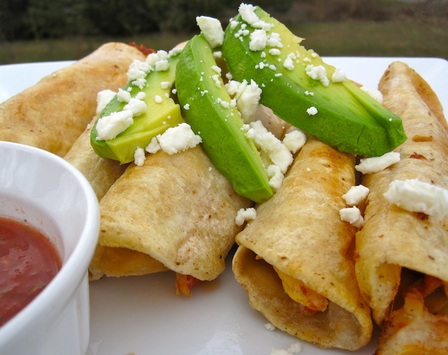 Flautas Recipe | RecipeDose - Quick And Easy Cooking Recipes For Home ...