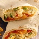 Mexican Egg Wrap