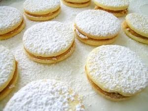 Alfajor Cookies