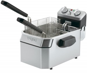 10-lb Commercial Deep Fryer