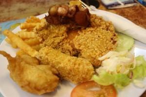 Chicken Maryland