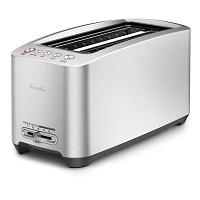 Breville Die-Cast 4-Slice Long Slot Smart Toaster