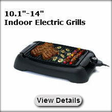 10.1-14 inch Grills