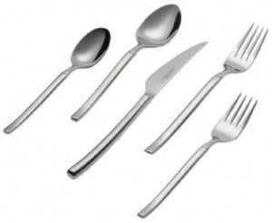 J.A. Henckels Premium Series Opus 45-Piece Flatware Set