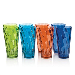 Restaurant-quality Iced Tea Cup Tumblers