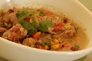 Caribbean Chicken Recipe