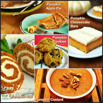 Best Pumpkin Desserts And Treats