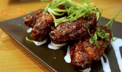 Hong Kong Chicken