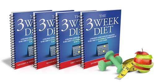 3 week diet manuals