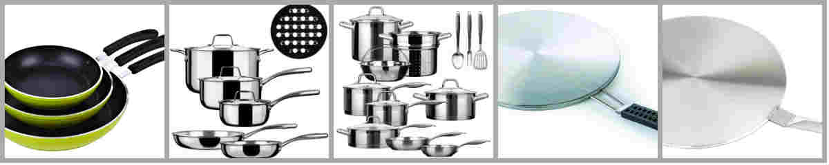 Cookware For Induction Cooktops