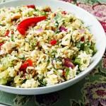 Tuna Rice Salad