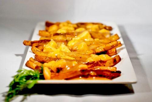 Fries with Gravy